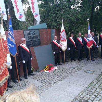38 rocznica powstania NSZZ